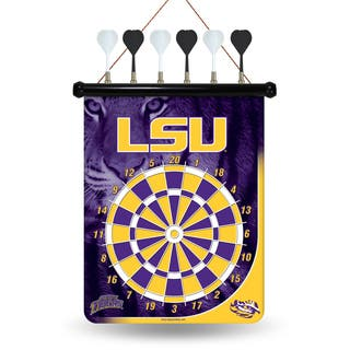 LSU Tigers Magnetic Dart Set|https://ak1.ostkcdn.com/images/products/10225725/P17346755.jpg?impolicy=medium