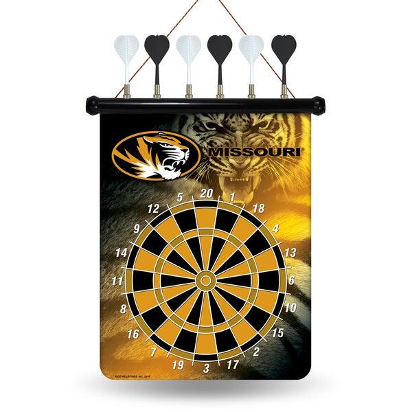 Missouri Tigers Magnetic Dart Set
