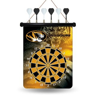 Missouri Tigers Magnetic Dart Set