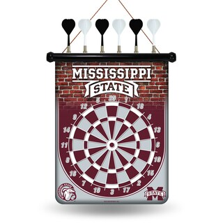 Mississippi State Bulldogs Magnetic Dart Set