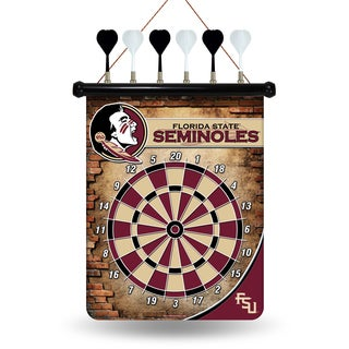 Florida State Seminoles Magnetic Dart Set