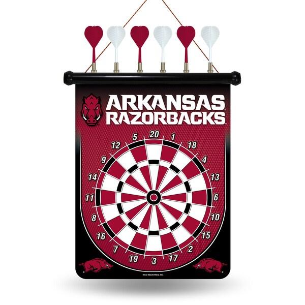Arkansas Razorbacks Magnetic Dart Set