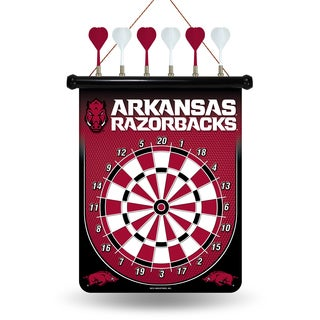 Arkansas Razorbacks Magnetic Dart Set