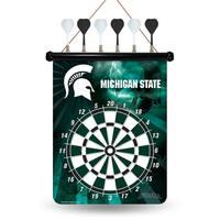 Michigan State Spartans Magnetic Dart Set