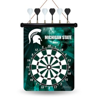 Michigan State Spartans Magnetic Dart Set