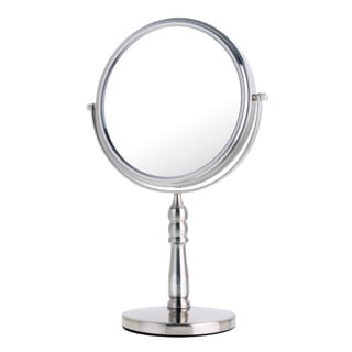 Danielle Mirror Vanity Satin Nickel 10x Mirror