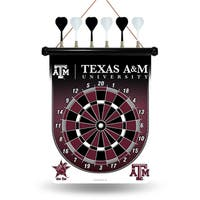 Texas A and M Aggies Magnetic Dart Set