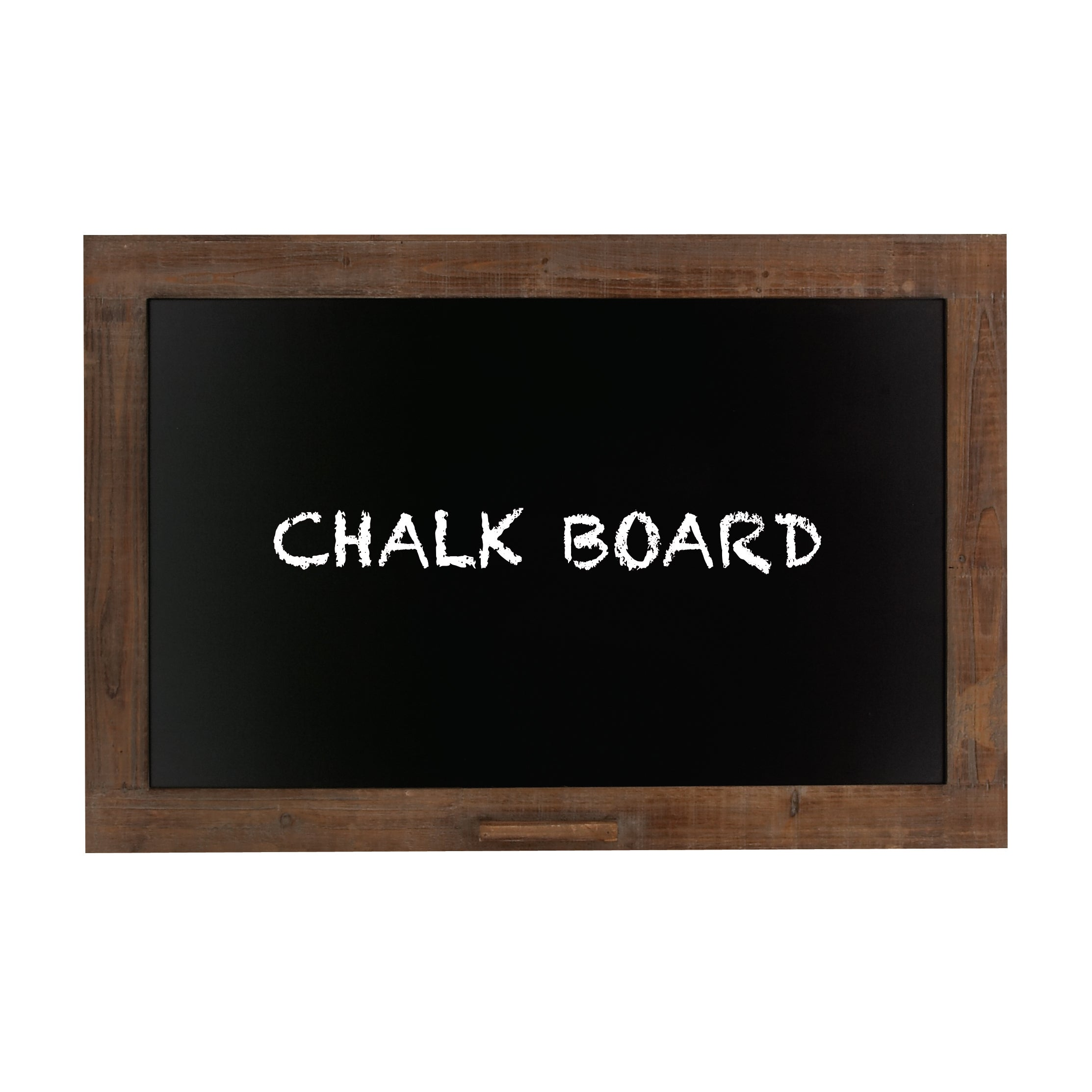 36-inch Rectangular Chalkboard