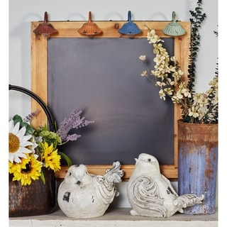36-inch Traditional Chalkboard