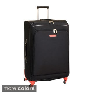 Swiss Cargo Petra 28-inch Spinner Upright Suitcase