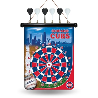 Chicago Cubs Magnetic Dart Set