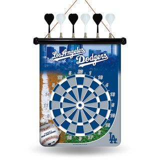 Los Angeles Dodgers Magnetic Dart Set