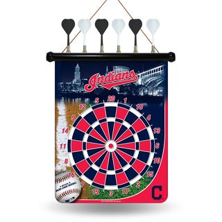 Cleveland Indians Magnetic Dart Set