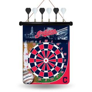 Cleveland Indians Magnetic Dart Set