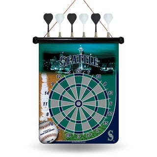 Seattle Mariners Magnetic Dart Set