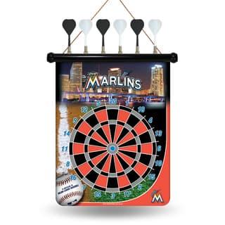 Miami Marlins Magnetic Dart Set (Option: Miami Marlins) https://ak1.ostkcdn.com/images/products/10225885/P17346965.jpg?impolicy=medium