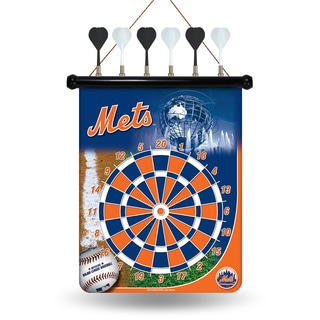 New York Mets Magnetic Dart Set