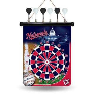 Washington Nationals Magnetic Dart Set