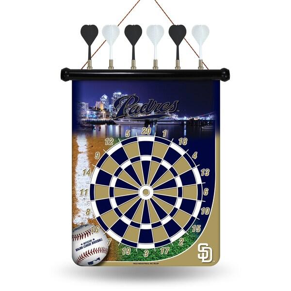 San Diego Padres Magnetic Dart Set