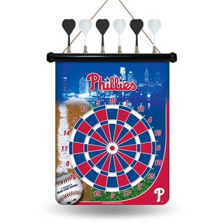Philadelphia Phillies Magnetic Dart Set