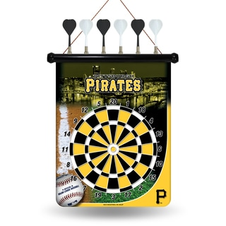 Pittsburgh Pirates Magnetic Dart Set