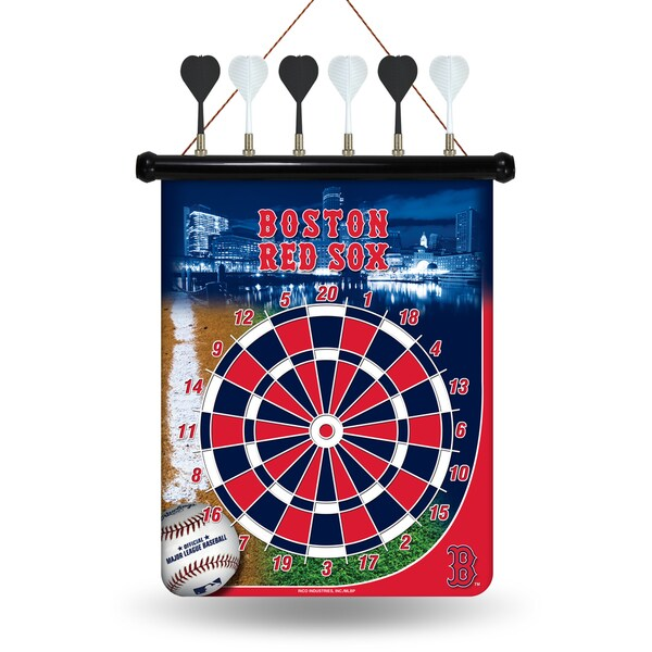 Boston Red Sox Magnetic Dart Set