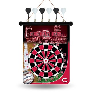 Cincinnati Reds Magnetic Dart Set