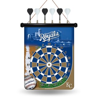 Kansas City Royals Magnetic Dart Set