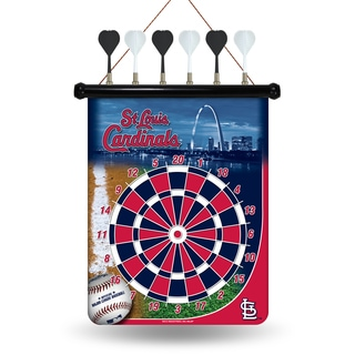 St. Louis Cardinals Magnetic Dart Set