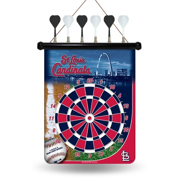 St. Louis Cardinals Magnetic Dart Set