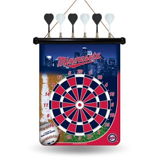Minnesota Twins Magnetic Dart Set
