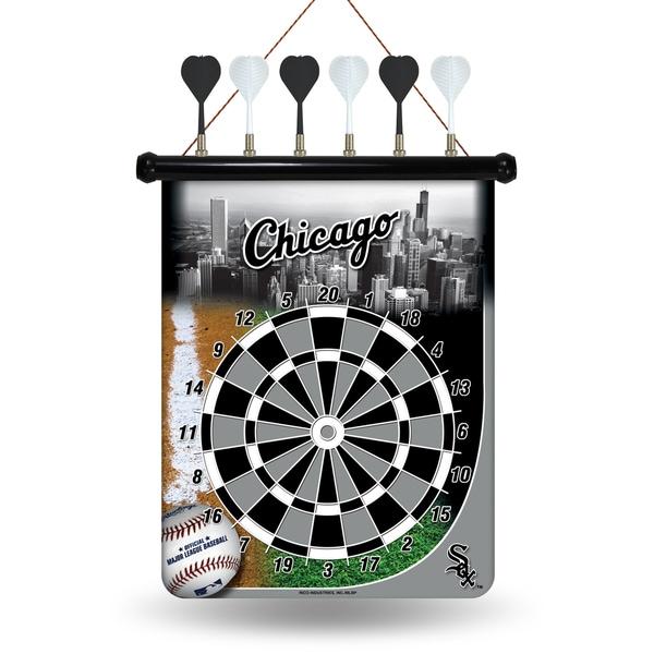 Chicago White Sox Magnetic Dart Set