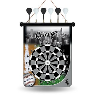 Chicago White Sox Magnetic Dart Set