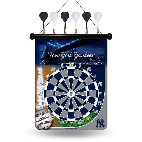 New York Yankees Magnetic Dart Set