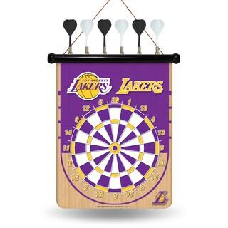 Los Angeles Lakers Magnetic Dart Set
