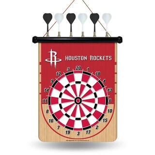 Houston Rockets Magnetic Dart Set