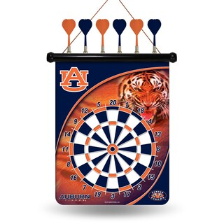 Auburn University Tigers Magnetic Dart Set