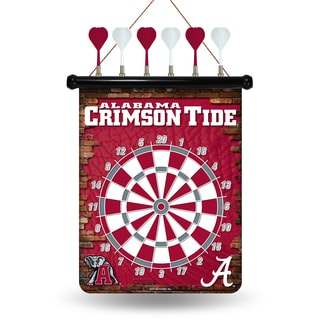 Alabama Crimson Tide Magnetic Dart Set (Option: Alabama Crimson Tide)