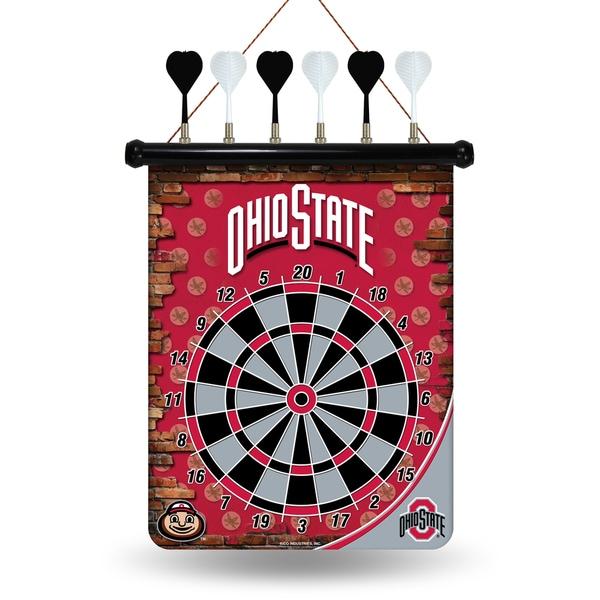 Ohio State Buckeyes Magnetic Dart Set