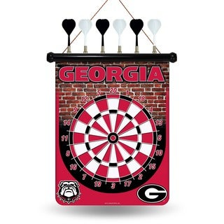 Georgia Bulldogs Magnetic Dart Set