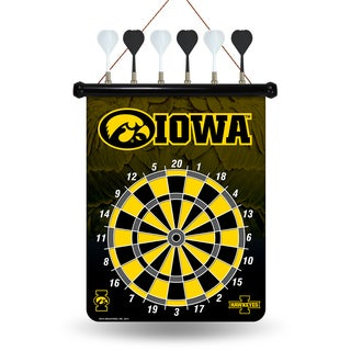Iowa Hawkeyes Magnetic Dart Set