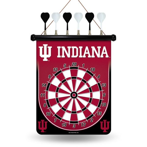 Indiana University Hoosiers Magnetic Dart Set