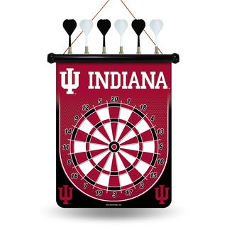 Indiana University Hoosiers Magnetic Dart Set