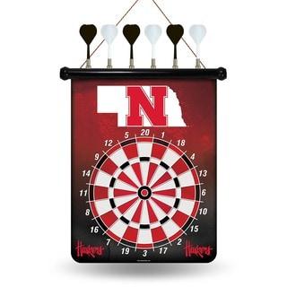 Nebraska Cornhuskers Magnetic Dart Set