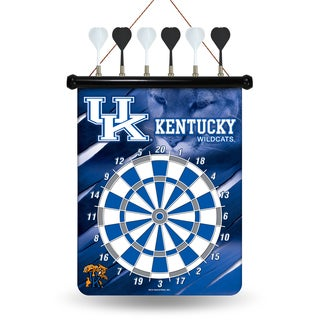 Kentucky Wildcats Magnetic Dart Set