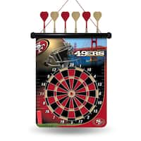 San Francisco 49ers Magnetic Dart Set