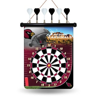 Arizona Cardinals Magnetic Dart Set