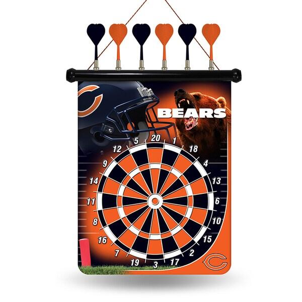 Chicago Bears Magnetic Dart Set