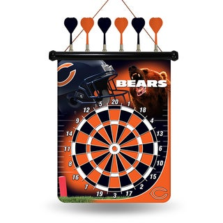 Chicago Bears Magnetic Dart Set