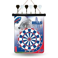 Buffalo Bills Magnetic Dart Set